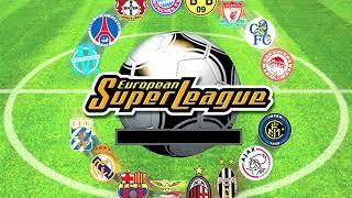 Dreamcast - European Super League