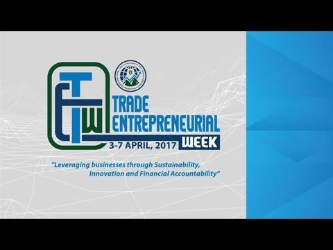 Trade Entrepreneurial Week