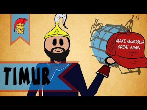 Timur: Conqueror of the World | Tooky History
