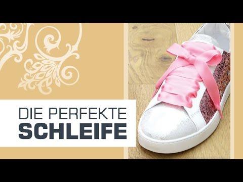 Top Perfekte Schleife binden - Schuhe - Schnürsenkel - YouTube MA04