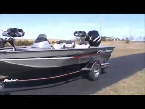 2008 Fisher 170 For Sale