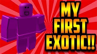 MY FIRST EVER EXOTIC KNIFE!!! [Q&A #07] (ROBLOX ASSASSIN)