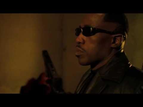 Hollywood Movies Hifhlights - Blade -  Part 1