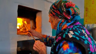 The Last OLD BELIEVER in Bashkir-Tatar village. Russia nowadays life