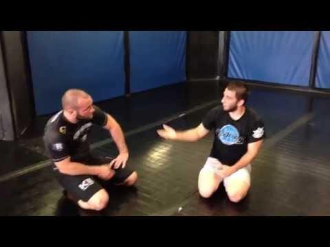 Electric chair sweep with 10th planet jiu jitsu black belt Denny Prokopos