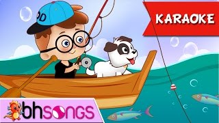 Simple Simon Karaoke | Nursery Rhymes | Kids Songs [Ultra 4K Music Video]