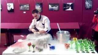 Презентация молекулярной кухни 3