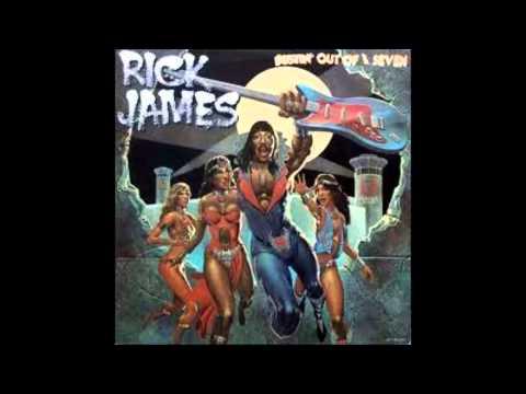 Rick James bustin' out