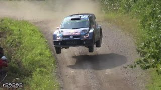 WRC TRIBUTE 2015: Maximum Attack, On the Limit, Crashes & Best Moments