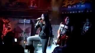 """Louna - Вавилон Н.Э. (Live Клуб """"Кури Бамбук"""" Калининград, 20 октября 2012)"""