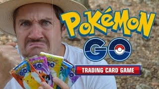Pokemon Go The Trading Card Game !? - Top Hat Gaming Man