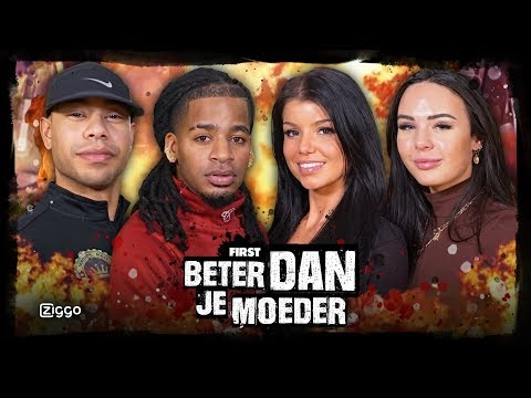 DJESSY & SABRINA (EOTBDD) vs. KEIZER: BETER DAN JE MOEDER | FIRST