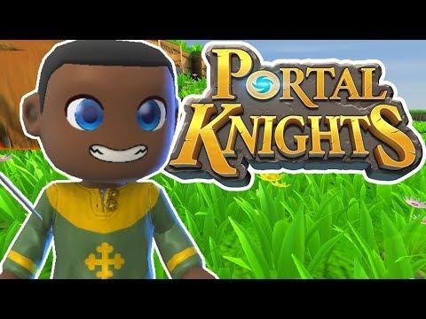 A NEW ADVENTURE BEGINS! | PORTAL KNIGHTS! #1