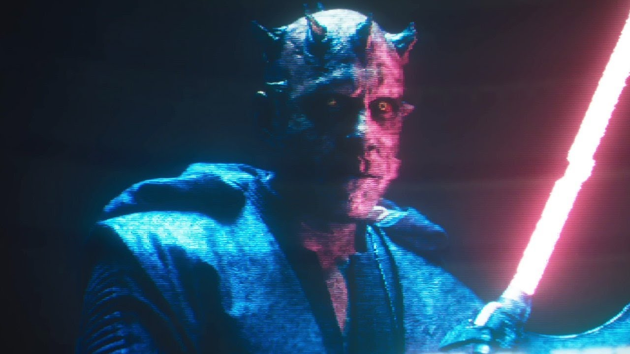 Image result for solo darth maul""