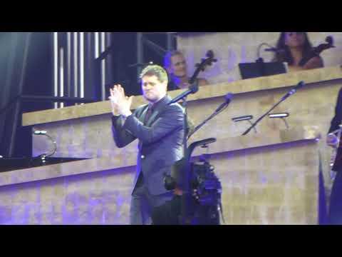 Sway, Michael Buble, Croke Park, Dublin, 7th July 2018