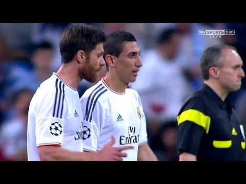 Angel di Maria vs Bayern Munich (H) 13-14 HD 720p by Silvan