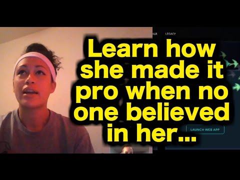 How To Become A Pro Soccer Player with Ciara Slayton ► Professional Footballer