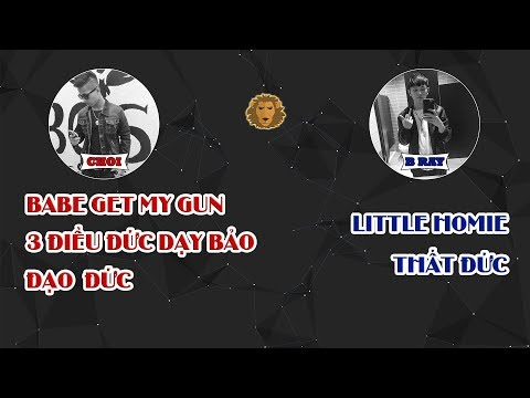 『2017 BATTLE』 RICHCHOI VS. BRAY (FULL) | VIDEO LYRIC