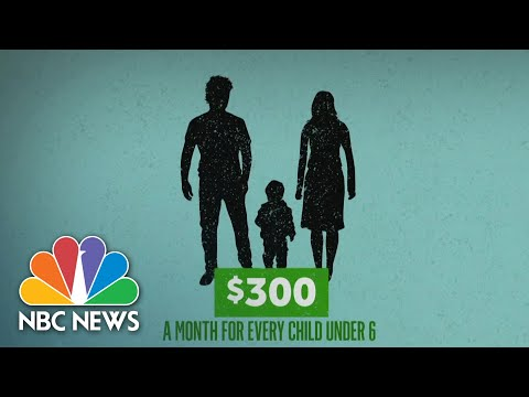 Monthly Tax Credit Could Impact Millions Of Children