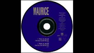 Maurice - This Is Acid (A New Dance Craze) (K&T Dance Mix) [A&M Records] 1989