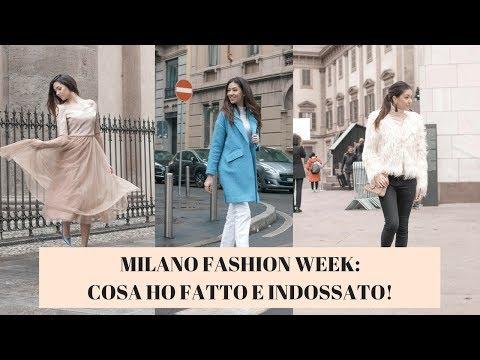 MILANO FASHION WEEK: COSA HO FATTO E INDOSSATO! Elisabetta Pistoni