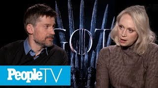 Game of Thrones Final Season: The Cast Talks Last Day Emotions | PeopleTV