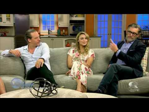 Carter & June cast interview at Daytime TV Show