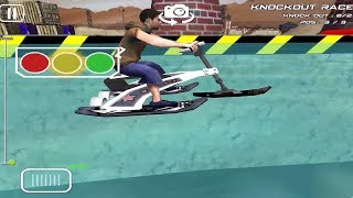 Extreme Power Boat Racers iOS GamePlay