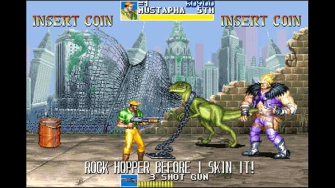 Game Jadul Dingdong NGAKAK ABIS - Cadillacs and Dinosaurs ...