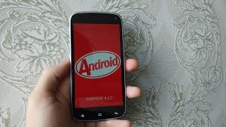 Android 4.4 kitkat НА FLY IQ4410 (Gionee Elife E3)