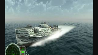 Gameplay German E Boat S 150 - PT BOATS Knights of the Sea