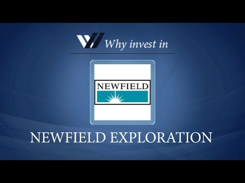 Newfield Exploration - Why invest in 2015