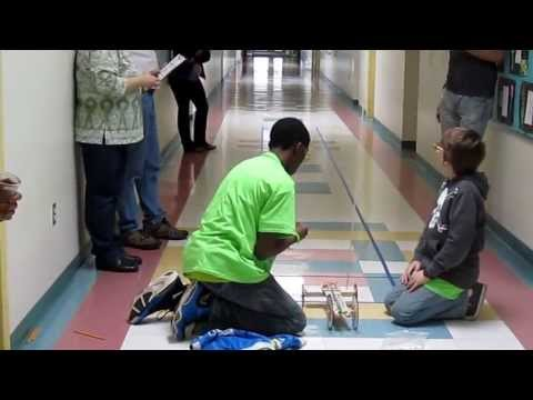 RI Science Olympiad 2013 - Nathanael Greene Middle School - Mouse Trap Car