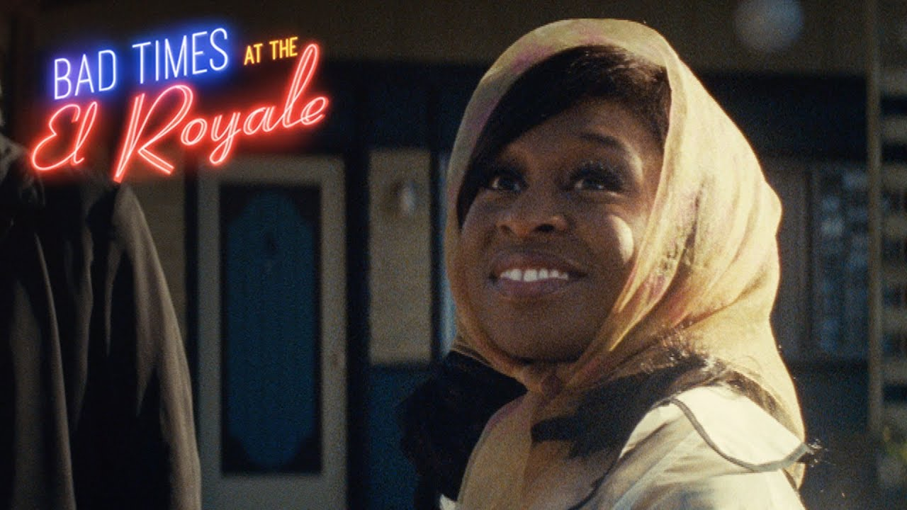 bad times at the el royale welcome to the el royale 20th century fox youtube. Black Bedroom Furniture Sets. Home Design Ideas