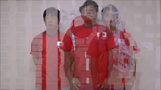 2017年7月30日 第23回 夏季デフリンピック 日本代表テニス選手とスタッフによる報告と御礼(トルコ、サムスン選手村より)