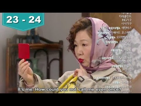 [Eng Sub] Ep 23 & 24 Mother of Mine (Kdrama Preview) Kim Hae-Sook & Kim  So-Yeon