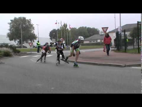 Roller championnat de France Marathon 2015