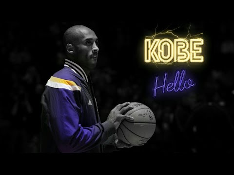 | Special FX MIX | Kobe Bryant • Hello • FV SPORTS ®