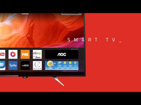 Smart TV Ultra HD AOC