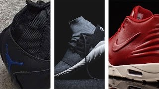 JORDAN 11 Space Jam RETURNS ?, adidas Tubular Doom x KITH and more on Today in Sneaks
