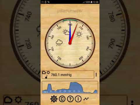mu Barometer - Apps on Google Play