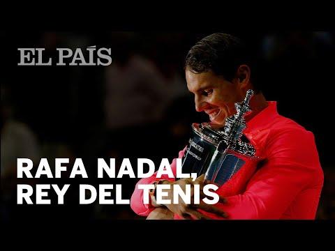 Rafa Nadal, icono del tenis mundial | Deportes