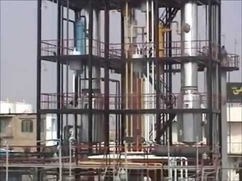 Crude Oil Refinery IRAN-Manufactured by Unka Engineering