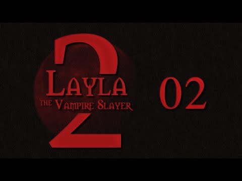 Layla the Vampire Slayer Roll4It S2 #02 SLAYER X SLAYER - Buffy TTRPG