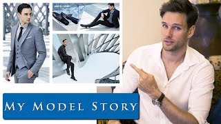 How I Started My Modeling Career (How I Became A Male Model Story)