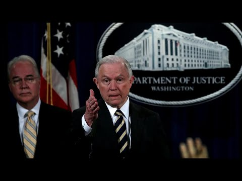 Sessions announces changes to civil forfeiture policy