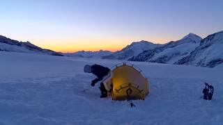 Polarmond All-In-One tent – Evelyne Binsack (EN)