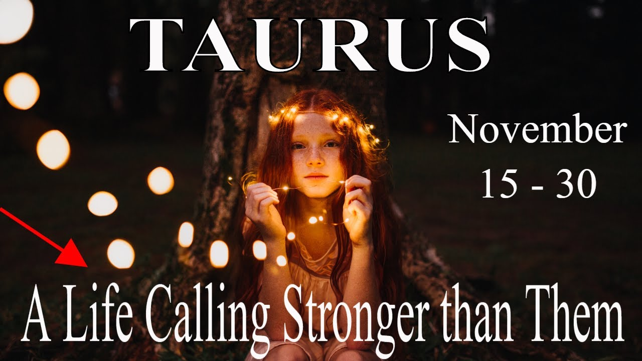 Taurus ~ Recognize Me or Suffer My Blade ~ Psychic Tarot Reading November (15th - 16th) 2020