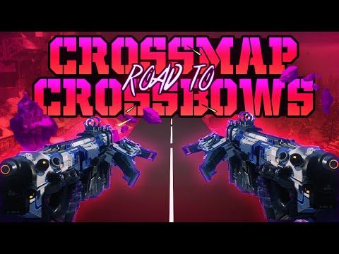 Black Ops 3 SnD Crossmap Crossbows Challenge ep3