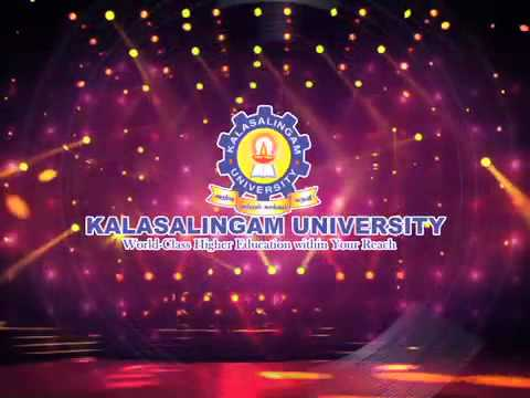 Kalasalingam University Sponsored SINGARA SINGER program in Hello FM